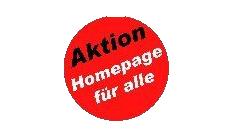 Homepage für alle Webdesign unkompliziert, professionell und preiswert